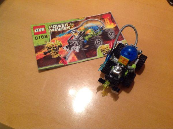 Lego Power Miners 8188