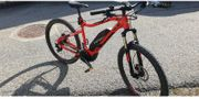Haibike E-Mountainbike