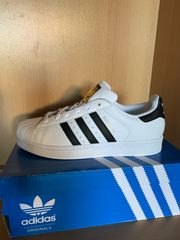 ADIDAS SUPERSTAR WHITE NEU OVP