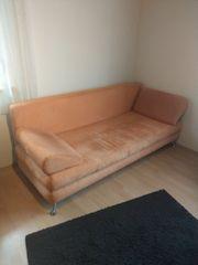 Schlafcouch ausziehbare Couch Wohnzimmercouch Sofa