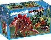 Playmobil Stegosaurus mit Nest Nr