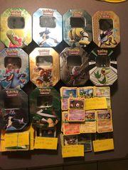 Pokemonkarten große Sammlung