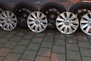 Original BMW Winterkompletträder Stahl 16