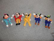 2 LTB Mickey Maus Figuren