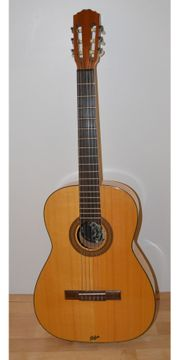 Gitarre von Höfner