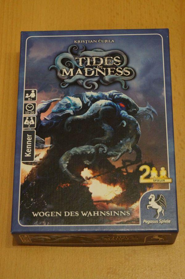 Tides of Madness - Wogen des
