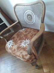 Chippendale Sessel antik
