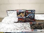 3 Sets von Lego StarWars