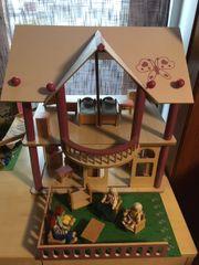 Puppenhaus Eichhorn Puppenvilla
