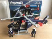 Playmobil Polizei Hubschrauber Nr 5178