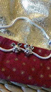 Pandora Armband mit Mickey und