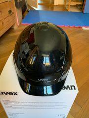 UVEX Reithelm onyxx black shiny