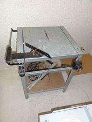 Kreissäge Bosch PKS46 mit Tisch