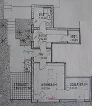 Zwei-Zimmer-Wohnung 79576 WEIL am Rhein - Zweizimmerwohnung