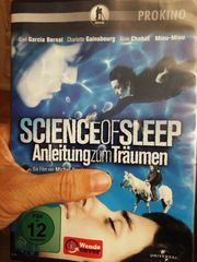 DVD Science Of Sleep von