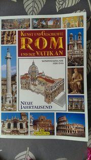 Rom und der Vatikan - Kunst