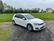 VW Golf 7 weiß