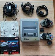Spielekonsole Klassiker Super Nintendo