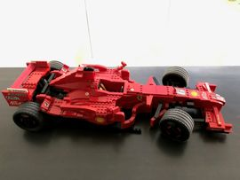 Modellautos - LEGO Ferrari F1 1 9