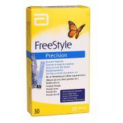 FreeStyle Precision - Blutzuckerteststreifen teststreifen 50