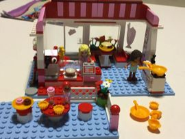 Lego Friends Cafe: Kleinanzeigen aus Mannheim Seckenheim - Rubrik Spielzeug: Lego, Playmobil