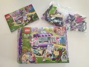 Lego Friends Emmas rollender Kunstkiosk
