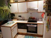 Einbauküche abzugeben 2seitige L-Form