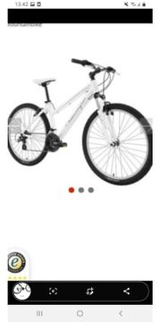 Verkaufe damen fahrrad 27 5