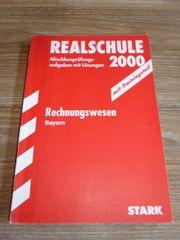 Übungsbuch Rechnungswesen Realschule 2000