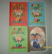 4 KLEINE Akk -Notenbücher m