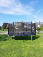 Verkaufe Trampolin 5 m Durchmesser