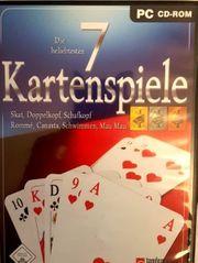 7 Kartenspiele PC Spiel