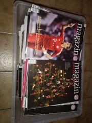 Magazine Stadion Magazin FC Bayern