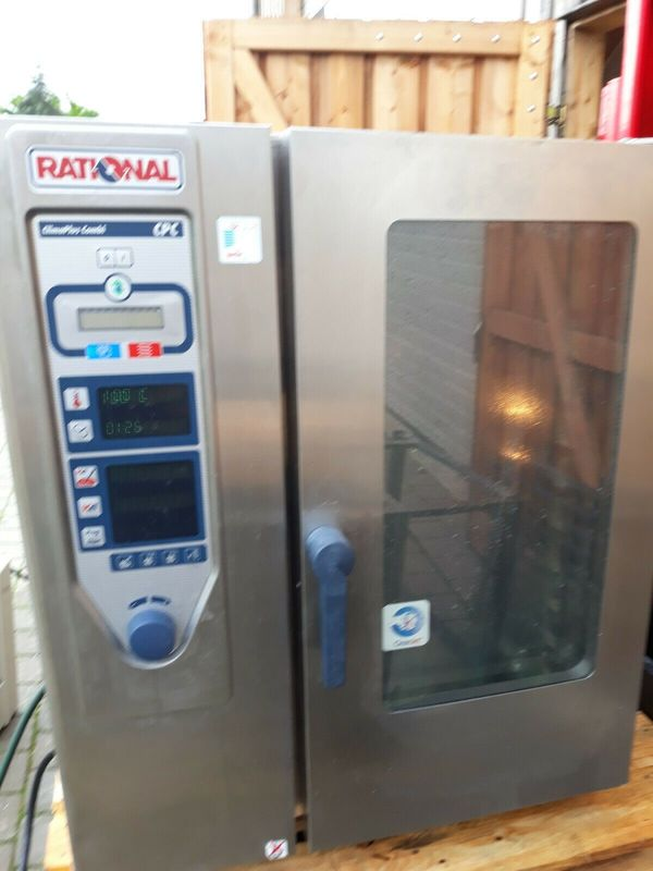 Rational Kombidämpfer CPC 101