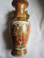 Dekorative Keramik Vase Blumen China