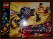 LEGO 70672 Ninjago - Coles Offroad -