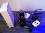 UPC WLAN Router mit Telefon