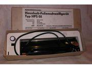 Haushalts-Folienschweißgerät HPS 02