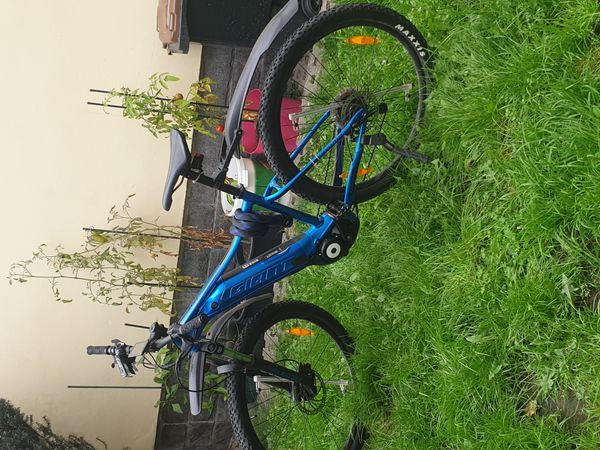 E-Bike Giant Fanthom E 3