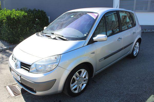 Renault Scenic Privilege Luxus 1
