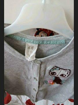 Kinderbekleidung - schöne feine Strick Jacke von