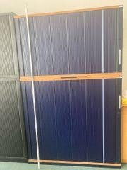 Büromöbel - Schubladenschrank - Aktenschrank blau