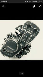 KTM Duke 125 Motor