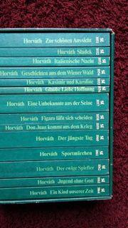 Ödön von Horvath Gesammelte Werke
