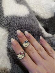 Hello Kitty Ringe verstellbar