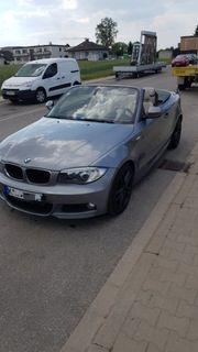 BMW Cabrio 120d M-Sportpaket Garantie