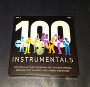 5 CD s Sammlung100 Instrumentals