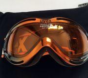 Skibrille UVEX Damen