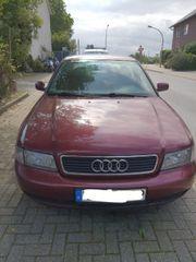 Audi A4 TÜV 07 22