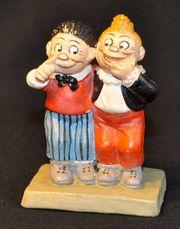 Retro Max und Moritz Figuren